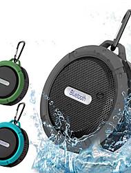 Недорогие -c6 bluetooth беспроводной динамик мини супер бас портативный динамик спорт на открытом воздухе водонепроницаемый звуковой ящик для смартфона