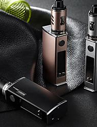Недорогие -80 Вт vape механическая коробка мод электронная сигарета 2200 мАч дешево высокое качество начать Vape Kit электронная сигарета