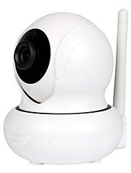 Недорогие -wanscam k21 2-мегапиксельная 1080p hd 3.6 мм беспроводная радионяня ip-камера в помещении 3-кратный зум onvif ночного видения p2p h.264 с поддержкой 64 ГБ