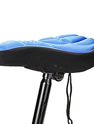 Недорогие -LITBest Чехол на седло / Подушка Легкость Очень широкий Дышащий Стиль силикагель Пена с памятью Велоспорт Шоссейный велосипед Горный велосипед Черный Оранжевый Синий / Толстые / Эргономичный