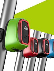 Недорогие -Светодиодная лампа Велосипедные фары Задняя подсветка на велосипед огни безопасности Горные велосипеды Велоспорт Велоспорт / IPX 6 / Водонепроницаемый / Интеллектуальная индукция / Несколько режимов