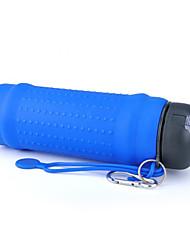 Недорогие -чашка Бутылка для воды Силиконовые Портативные Складной для На открытом воздухе Путешествия Тёмно-синий