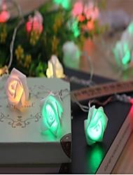 Недорогие -Светодиодные фонарики Материал Свадебные украшения Свадьба Свадьба Все сезоны