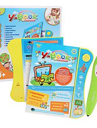 Недорогие -Игрушка для обучения чтению Очаровательный говорящий Взаимодействие родителей и детей Дети Все Игрушки Подарок