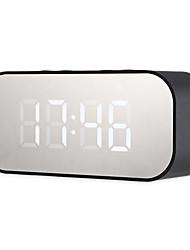 Недорогие -Портативный будильник беспроводной Bluetooth стерео динамик светодиодный дисплей sm2710-1105