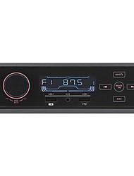 Недорогие -Автомобильный MP3-плеер USB Bluetooth FM-радио Автомобильная аудиосистема Поддержка зарядки Вход AUX MP3 для универсальной поддержки MP3 / WMA