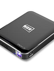 Недорогие -мини проектор aun x3, зеркалирование экрана телефона android / ios, мультимедийная система, портативный проектор для домашнего кинотеатра 1080p, 3d проектор
