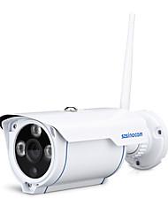 Недорогие -szsinocam @ ip-камера wi-fi 4.0mp onvif беспроводной проводной hd водонепроницаемый wi-fi ip-камера наблюдения уличная камера безопасности ночного видения