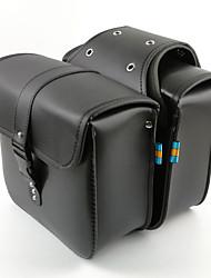 Недорогие -Фурнитура для мотоциклов переоснащение бокового багажа кожаная ткань райдер сумка комплект для боковой сумки крейсера