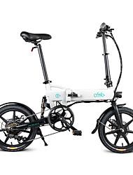 Недорогие -fiido d2 смещенная версия складной электрический велосипед мопед