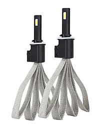 Недорогие -S7 автомобиль светодиодный 880/881 замена лампы фар автомобиля сигнал освещения лампы универсального применения