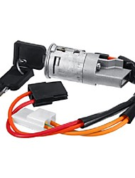 Недорогие -Блокировка ствола замка зажигания 2 ключа для Vauxhall Vivaro Renault Trafic Primastar