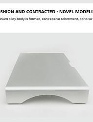 Недорогие -подставка для портативного компьютера алюминиевая подставка для ноутбука настольный держатель для док-станции для Apple IMAC / планшета / MacBook Pro / ПК / ноутбука