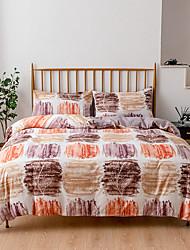 Недорогие -классический комплект постельного белья 4 размер постельного белья 3 шт. / комплект пододеяльник комплект пастырское пододеяльник 2019 кровать