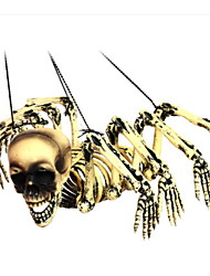 povoljno -Odmor dekoracije Halloween Dekoracije Dekorativni objekti Noviteti Bež 1pc
