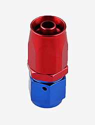 Недорогие -переходник с концевым фитингом для шланга an12 для шлангов масла / топлива / газа