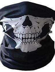 Недорогие -Хэллоуин череп маски открытый мотоцикл велосипед многофункциональный шеи теплый