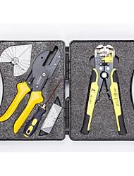 Недорогие -Парон 2 шт. / кор. jx-c1813 универсальный угловой резак под углом ножницы ножницы клеммы набор инструментов для зачистки проводов для профессиональной резки (упаковка коробки)