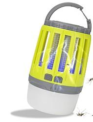 Недорогие -Походные светильники и лампы Водонепроницаемый 180 lm Светодиодная лампа LED излучатели 3 Режим освещения с USB кабелем Водонепроницаемый Портативные Отпугивает насекомых Походы / туризм / спелеология