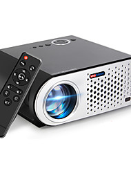 Недорогие -ЖК экран Светодиодная лампа Проектор 3200 lm Поддержка 4K 35-280 дюймовый / WXGA (1280x800) / ±15°