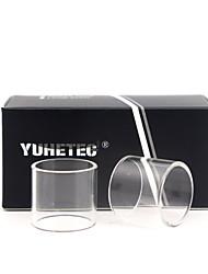 Недорогие -Замена стеклянной трубки yuhetec для элефа мело 3 мини 2мл 2шт