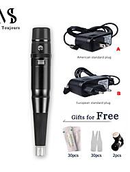 Недорогие -черная бровь микроблейдинг машина татуировка ручка для перманентного макияжа бровей подводка для губ губ навсегда красота косметика инструмент