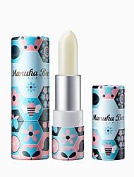 billige -1 pcs Ensfarvet Læber Våd Fugtiggørende / Normal Professionel / Traditionel Makeup Kosmetiske Plejemidler