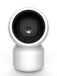 Недорогие -1080p большие глаза HD Smart Camera 2 МП IP-камера Крытый Поддержка 128 ГБ