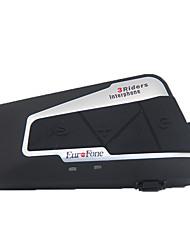 Недорогие -EuroFone T9S-V3 4.1 Гарнитуры для шлемов Водонепроницаемость / Защита от пыли / Радио Мотоцикл