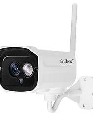 Недорогие -ИК-камера Wi-Fi HD 1080p видеокамера беспроводная 2-мегапиксельная водонепроницаемая камера ночного видения