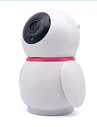 Недорогие -1080p маленький пингвин HD Smart Camera 2 МП IP-камера Крытый Поддержка 128 ГБ