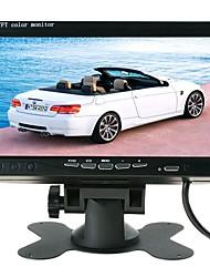 Недорогие -Ziqiao 7-дюймовый TFT ЖК-дисплей автомобиля парковочная система монитор заднего вида автомобиля для интерфейса hk автомобиля / автобуса / грузовика