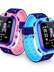 Недорогие -Детские часы YYGM11 для iOS / Android GPS / Длительное время ожидания / Хендс-фри звонки / Сенсорный экран / Фотоаппарат Датчик для отслеживания активности / будильник / Календарь / 0.3 мегапикс.