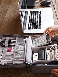 Недорогие -Органайзер для чемодана Полиэстер Водонепроницаемость / Защита от пыли / Амортизация Полотняное плетение