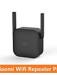 Недорогие -Xiaomi Wi-Fi роутер Pro 300 м Mijia Mi Усилитель сети расширитель повторитель повторитель мощности расширитель roteador 2 антенна для маршрутизатора Wi-Fi