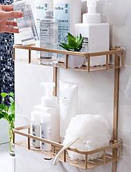 Недорогие -Хранение косметики Прост в применении Modern Металл 1шт - Уход за телом Аксессуары для туалета