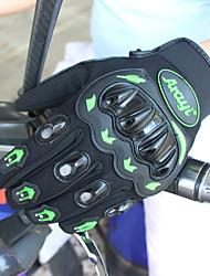 Недорогие -перчатки для мотоциклистов на открытом воздухе велосипедные беговые перчатки мотоциклиста четыре сезона