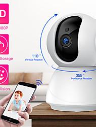 Недорогие -Sdeter 1080p 720p беспроводная камера видеонаблюдения IP-камера Wi-Fi CCTV камеры наблюдения ночного видения радионяня домашнее животное камера P2P камеры