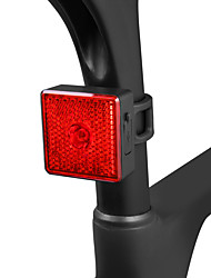 Недорогие -Светодиодная лампа Велосипедные фары Задняя подсветка на велосипед огни безопасности Горные велосипеды Велоспорт Велоспорт Водонепроницаемый Несколько режимов Интеллектуальная индукция Портативные