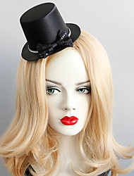 Недорогие -Жен. лакомство Винтаж модный Сплав шляпа Заколки для волос Halloween Для клуба