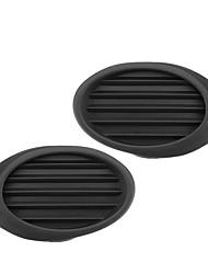 Недорогие -1 пара противотуманных фар решетка радиатора крышка боковых панелей для Ford Focus 2012-2014