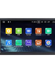 Недорогие -wn7092 7-дюймовый 2-дюймовый Android Android 9.0 In-Dash автомобильный DVD-плеер / автомобильный мультимедийный плеер / автомобильный GPS-навигатор / встроенный Bluetooth / RDS / RCA / GPS поддержка M