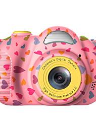 Недорогие -BSX-059 ведет видеоблог Дети / подростки / 1080p / Ультралегкий (UL) 32 GB 1080P 4X 3264 x 2448 пиксель Пляж / На открытом воздухе / Пикник 2 дюймовый 8.0 Мп КМОП Непрерывная съемка
