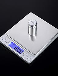 Недорогие -500 г портативный автоматический выключатель ЖК-цифровой экран цифровые ювелирные весы мини карманные цифровые весы для офиса и обучения домашней жизни