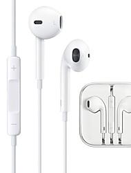 Недорогие -Litbest проводные наушники-вкладыши наушники с микрофоном для iPhone