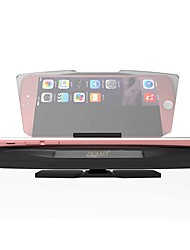 billige -ziqiao bil hud head up display gps navigasjonsprosjektor telefonholder reflekser trådløst armbånd for iphone samsung huawei