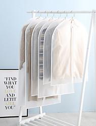 Недорогие -большой емкости влагостойкие дышащий видимый нетканый стеганый мешок домашний шкаф одежда пыленепроницаемый отделка сумка для хранения студент движущаяся сумка
