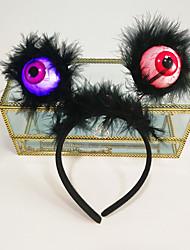 Недорогие -милые повязки на голову женщины девушка хэллоуин животное уши дьявол крылья летучая мышь косплей лента для волос