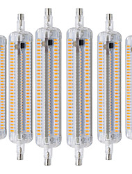 お買い得  -ywxlight® 6ピースr7s 118ミリメートル3014 smd 228led ledフラッドライト埋め込みレトロフィットランプ暖かい白コールドホワイトナチュラルホワイトAC 220-240ボルト
