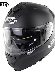 billige -soman sm961 dobbeltobjektiv motorsykkel helhjelmer ece godkjenning quickle release spenne gp racing casco